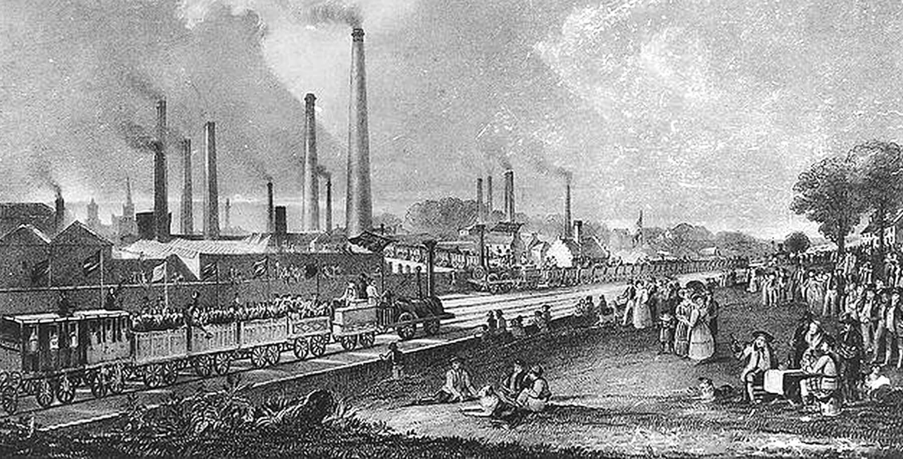 Industrial Revolution Mills The British industrial...