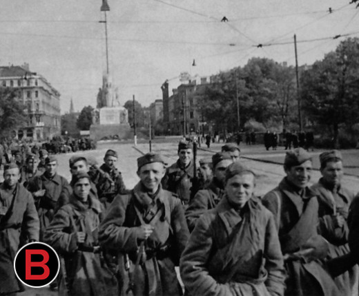 VE Day Through the Eyes of East Prussian Refugees   British