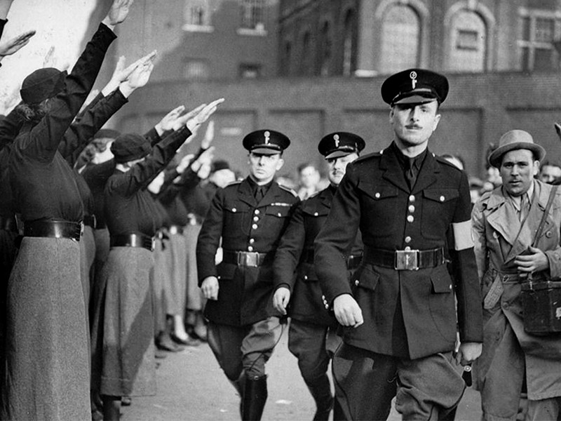 The British Union of Fascists: Newspapers and Secret Files, 1933-1951 |  British Online Archives